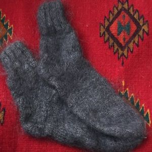 Accessories - Hand knitted in Russia, Socks